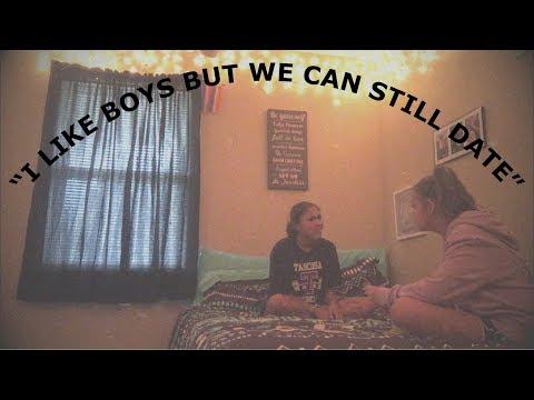 """""""I like boys"""" prank on Laila"""