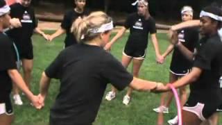Team Building Hula Hoop