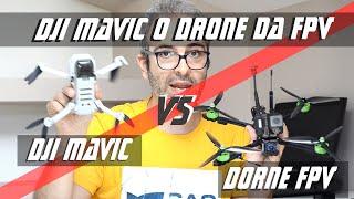 MAVIC O RACER A NOI LA SCELTA #mavic #fpv #davidulivelli