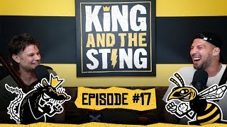 Aliens vs Ethnicities | King and the Sting w/ Theo Von & Brendan Schaub #17