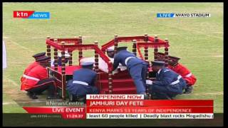 2016 JUMHURI DAY FETE  - Watch spectacular parade by Kenyan Military Forces