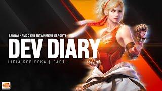 TEKKEN 7 Dev Diary: Lidia Sobieska Part 1
