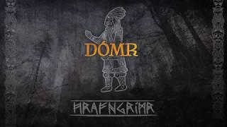 """Hrafngrím new song is OUT, """"Dómr""""!"""