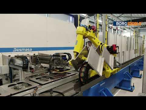 CNC Sondermaschinen für die Fa. BORGinsole