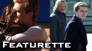 Джош Хатчерсон, The Hunger Games: Mockingjay Part 2 - Featurette - The Phenomenon 2015 in HD