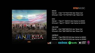 Janji Kita - Artis Artis KRU Music (Official Audio Clip)