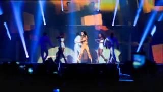 Cheryl Cole - Sexy Den A Mutha (A Million Lights Tour 2012)