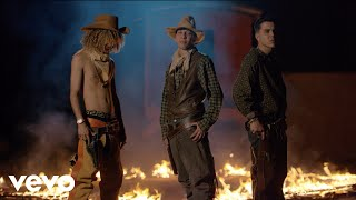 Jon Z, Baby Rasta, Darkiel - Voodoo El Western (The Movie)[Punto 40/A Fuego Por Ahi]