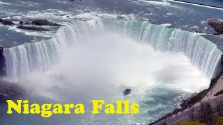 preview picture of video 'Niagara Falls - Cataratas de Niagara / USA-Canada'