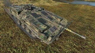 WoT Strv 103B 14038 DMG - Malinovka
