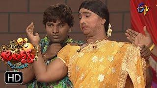 Adhire Abhinay Performance | Jabardsth | 27th April2017 | ETV Telugu