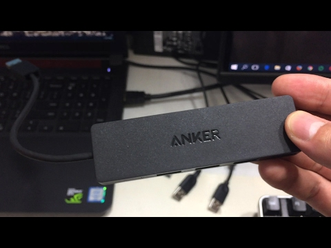 Anker USB 3.0 Review