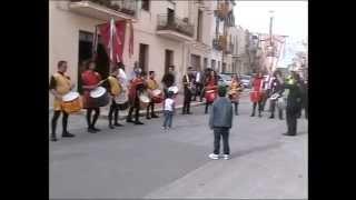 preview picture of video 'TAMBURI DEL BELICE Salemi - Festa Madonna di Tagliavia Vita'