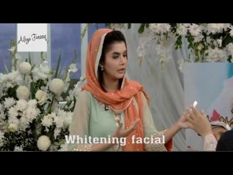 Injections ng facial pigmentation