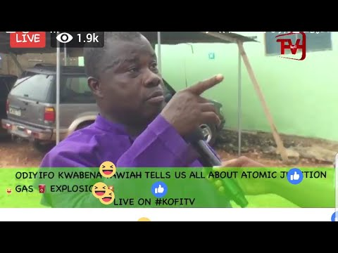 Prophecy: God's fury on Ghana caused Atomic gas explosion - Prophet Tawiah