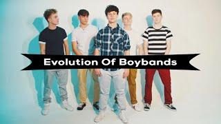 Evolution Of Boybands   RoadTrip