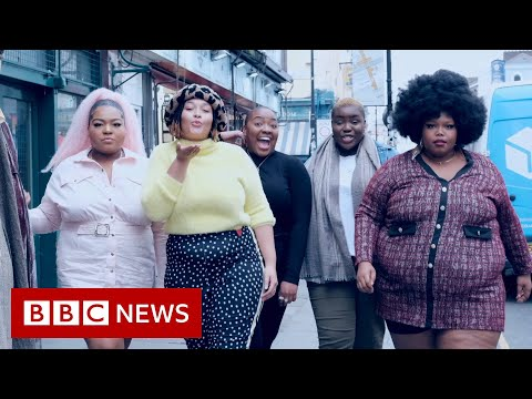 Body positivity movement: 'Why is my body not important?' - BBC News