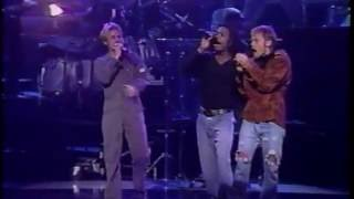 """dcTalk sings """"Jesus Is Just Alright"""" at the 1994 Dove Awards"""
