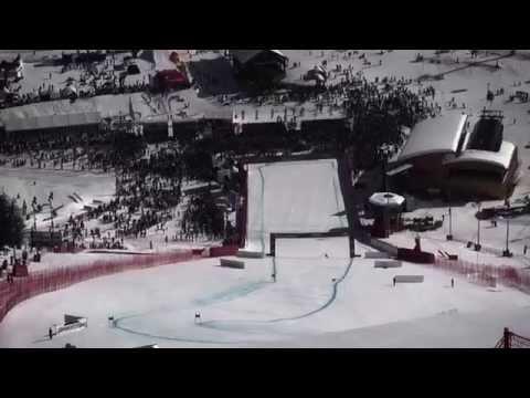 Teaser Meribel 2015 - Finales de Coupe du Monde de Ski Alpin
