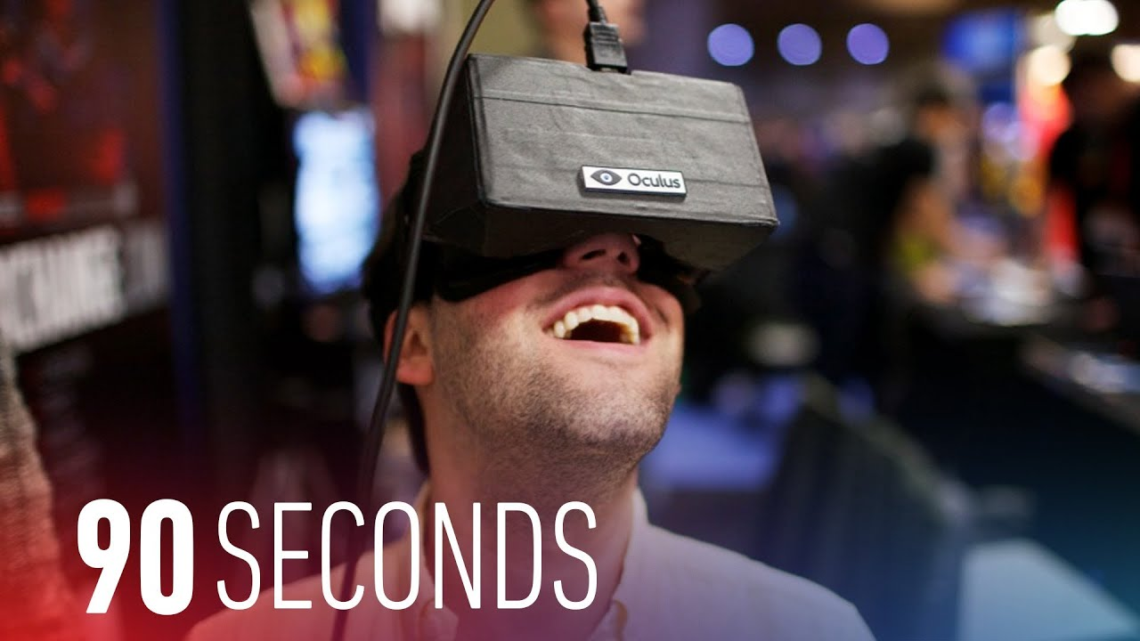 Facebook buying Oculus VR for $2 billion: 90 Seconds on The Verge thumbnail