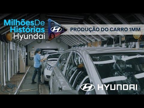 Hyundai | Produção do Carro 1 Milhão