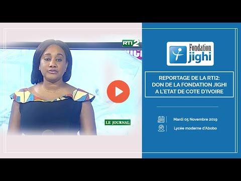 <a href='https://www.akody.com/cote-divoire/news/societe-reportage-de-la-rti2-sur-le-don-de-la-fondation-jighi-a-l-etat-ivoirien-covid-19-326024'>Société : Reportage de la RTI2 sur le don de la Fondation Jighi à l'Etat ivoirien (COVID-19)</a>