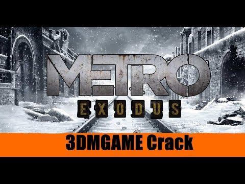 🚂Metro Exodus❄️ 3DMGAME Crack