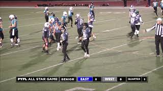 PYFL Senior All-Star Game 2018 - 2nd Quarter