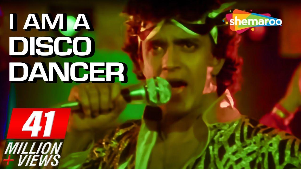 I Am A Disco Dancer Hindi lyrics