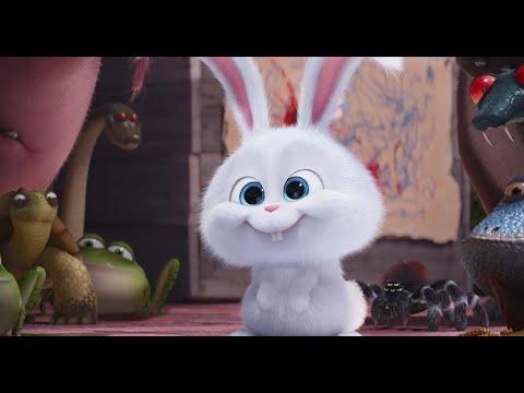 Охотники на зайца - это очень забавный мультфильм для детей и взрослых)