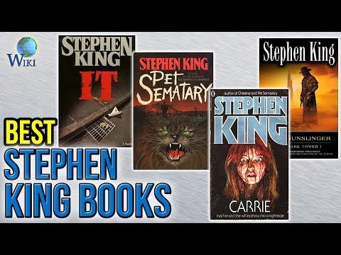 10 Best Stephen King Books 2017