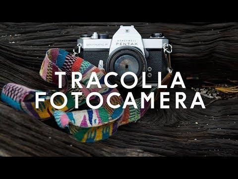 LA TRACOLLA IDEALE PER UN FOTOGRAFO: MAGICTRAKOLS