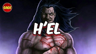 """Who Is DC Comics H'El? This Guy Is """"H'El On Earth."""""""