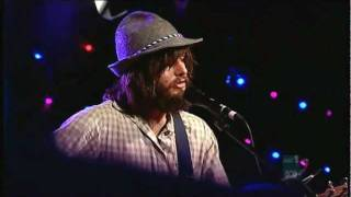 Angus and Julia Stone Paper Aeroplane   Live at the Basement