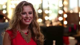 Diana Harkusha Ukraine Miss Universe 2014 Official Interview