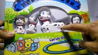 العاب اطفال   قطار الكلاب