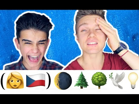 EMOJI BATTLE 2 | DOMINIK PORT w/ LUDIO