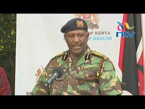 Violate terms of curfew and face consequences, IG Mutyambai warns Kenyans