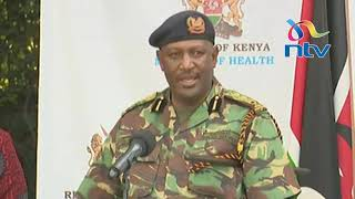 Violate terms of curfew and face consequences, IG Mutyambai warns Kenyans