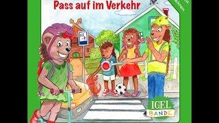 Igel-Bande - Rot, Gelb, Grün
