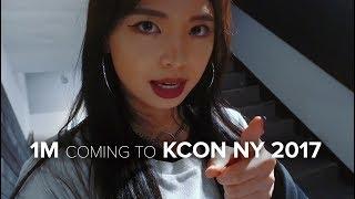 1MILLION coming to KCON NY 2017