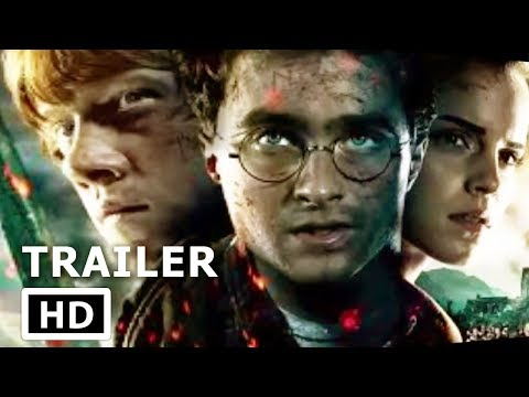Harry Potter: And The Cursed Child - 2018 Movie Trailer HD (Fan Made)