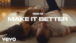 Anderson Paak Make It Better Feat Smokey Robinson