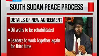 South Sudan President Kiir, Rebel Leader Machar sign peace deal | The Big Story