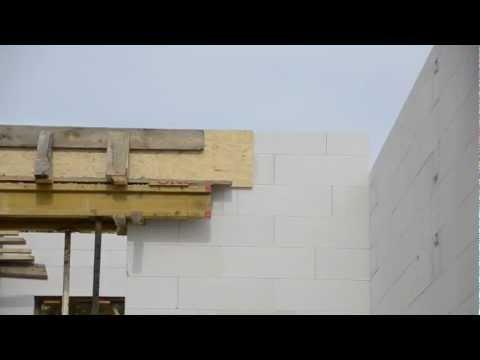 Budowa domu jednorodzinnego na Osiedlu Południowym k. Kielc - zdjęcie