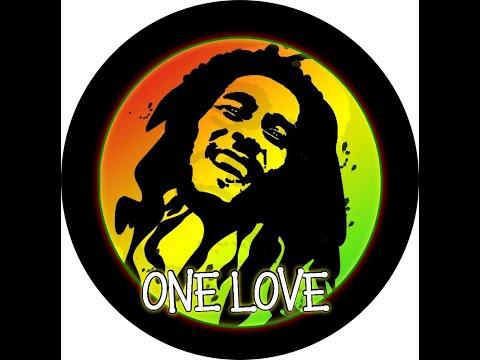 BOB MARLEY - ONE LOVE INSTRUMENTAL (WITHOUT BACK UP VOCALS)