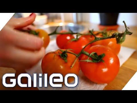 Diese harmlosen Lebensmittel können tödlich sein   Galileo   ProSieben