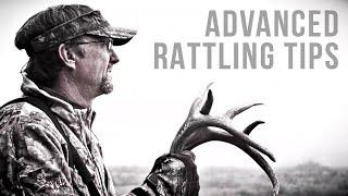 Rattling for Whitetail Deer: Advanced Tips