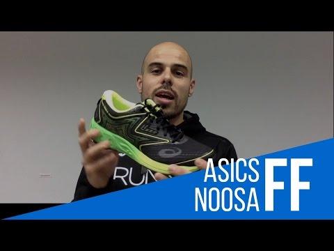 Asics Noosa FF, la mejor zapatilla de triatlón se renueva 🏊 🚴 🏃