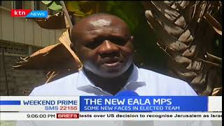 The new faces in EALA as MPs vote